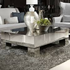 silver mirrored coffee table table great mirror coffee table mirror coffee table diy mirror