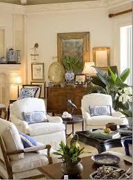 Colonial Style Homes Interior by Tg Interiors Something About This I Love Cream Fabric And