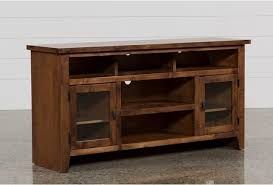 trent 65 inch tv stand living spaces