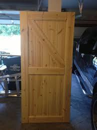 Make Barn Door Hardware by Barn Door Plans U0026 Click Here Barn Door Cabinet Plans