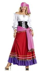 Scary Gypsy Halloween Costume Size Gypsy Costume Size Costumes Halloween Costumes