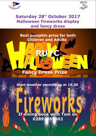 Halloween Books For Adults 2017 by Halloween Fireworks Display And Fancy Dress Ruyc