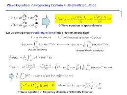 fourier transform 2d wave equation tessshebaylo