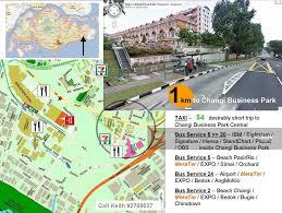 Bugis Junction Floor Plan Walk To Sutd Somapah Changi Business Park Cbp Upper Changi Road