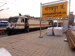 luxury trains of india gorakhpur to new delhi 22 trains shortest distance 727 km