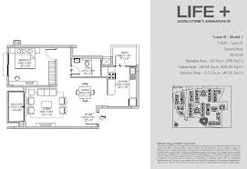 1 bhk floor plan floorplan godrej life plus bangalore