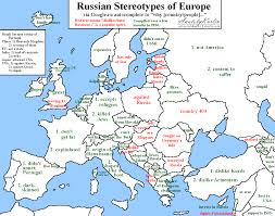 Western Europe Map Quiz by Russian Stereotypes Of Europe Via Google Ru Autocomplete More