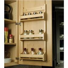 wall spice cabinet with doors cabinet door spice rack wood roselawnlutheran