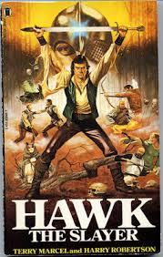 monty on movies hawk the slayer