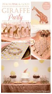 best 25 pink and gold safari party ideas on pinterest elephant