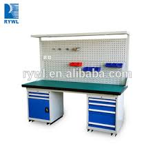 workshop bench type heavy duty metal working table usd for