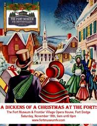 a dicken u0027s a christmas at fort u2014 fort museum and