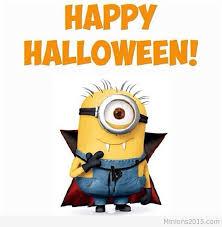 happy halloween minions funny