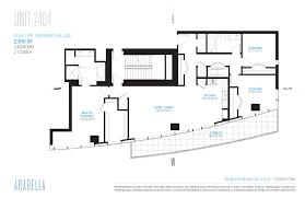 floor plans arabella houston