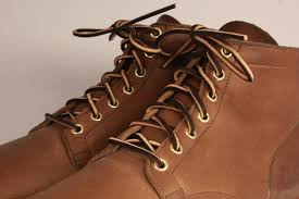 s boots with laces rawhide leather boot laces guarded goods