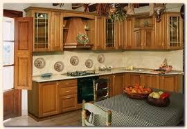 decoration de cuisine en bois déco cuisine bois exemples d aménagements