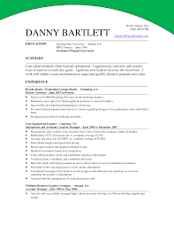 Mortgage Broker Resume Sample by 100 Mortgage Broker Resume Resume Robert M Blick