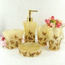buy butterfly bathroom sets and get free shipping on aliexpress com
