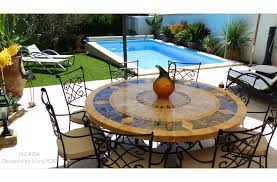 Patio Round Tables 49