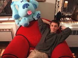 the fascinating reason u0027blue u0027s clues u0027 host steve abruptly left the