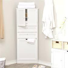 aweinspiring free standing bathroom shelf white 4 drawer