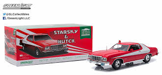 What Year Is The Starsky And Hutch Car Amazon Com Greenlight Collectibles Artisan Collection Starsky