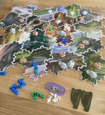 agricola board game amazon black friday inis board tiles are gorgeous tabletop board games pinterest