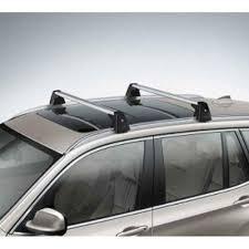 bmw 1 series roof bars bmw x3 f25 genuine factory oem 82712338614 profile roof rack cross