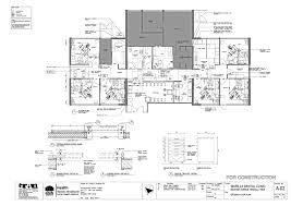 Floor Plan Dental Clinic by Gran Associates Australia Warilla Dental Centre