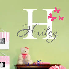 Personalized Wall Decor For Home Popular Personalized Wall Art For Nursery Buy Cheap Personalized