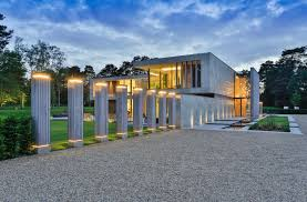 contemporary architecture jura residence on wentworth estate is a fine example of
