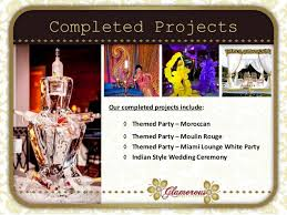 Indian Wedding Planner Ny Glamorous Event Planners Company Profile