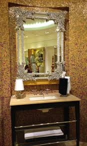 Home Decor Stores Las Vegas Luxury Details Love This Swarovski Crystal Mirror Displayed At
