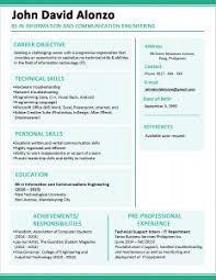 good cv format in word free resume templates 87 enchanting good best template high