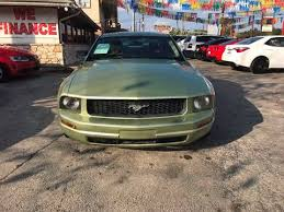 mustang for sale san antonio ford mustang for sale in san antonio tx carsforsale com