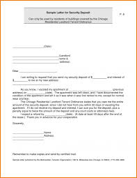 security deposit refund letter 7127897 png scope of work template