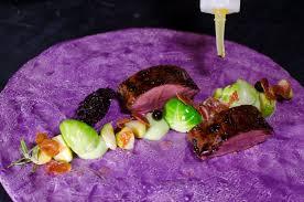 Restaurant Esszimmer Salzburg Gault Millau Reh Mit Kohlsprossen Und Speckscheiben Essen Lieben