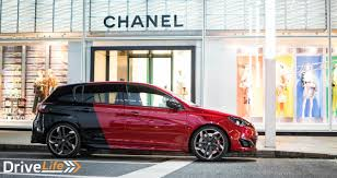 peugeot family drive 2017 peugeot 308 gti 270 by peugeot sport u2013 car review u2013 french