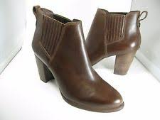 ugg womens frances boots ugg australia s leather pull on ankle boots ebay