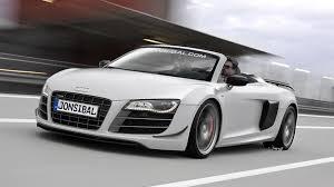 Audi R8 Gt Spyder - audi r8 gt spyder rendered