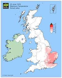 Europe Temperature Map Official Blog Of The Met Office News Team