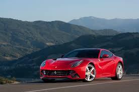 Ferrari F12 2016 - ferrari f12 berlinetta u0027speciale u0027 in the works throttle blips
