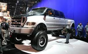 Ford Mud Truck Build - big trucks are dumb the biggest truck weve ever seen however a 6x6