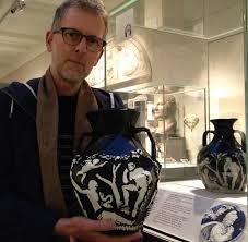 The Portland Vase Technology Art Printed Vase By Michael Eden Cfile