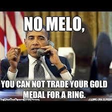 Melo Memes - air jordan melo upset meme