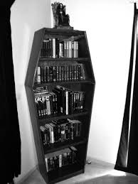 just idea no tutorial coffin bookshelf home pinterest