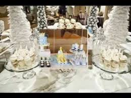 winter baby shower decorating ideas youtube
