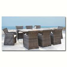 sunnyland patio furniture greenville 9 piece collection by patio