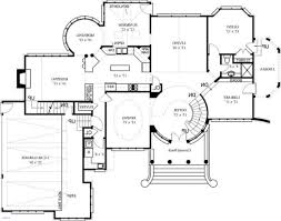 modern floor plans for homes modern home blueprints awesome modern home plan beautiful home