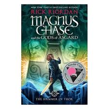 hammer of thor reprint magnus chase and the gods of asgard by